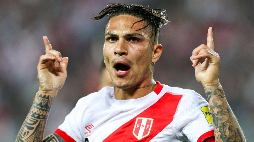 Guerrero fue vital en la sorprendente campaña eliminatoria de la selección peruana.