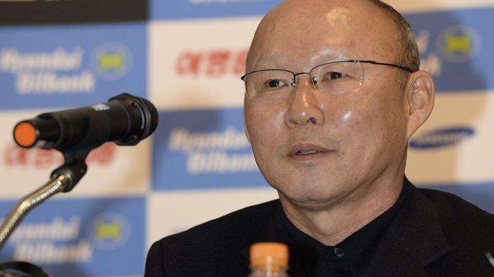 HLV Park Hang-seo đem U23 đấu Jordan?