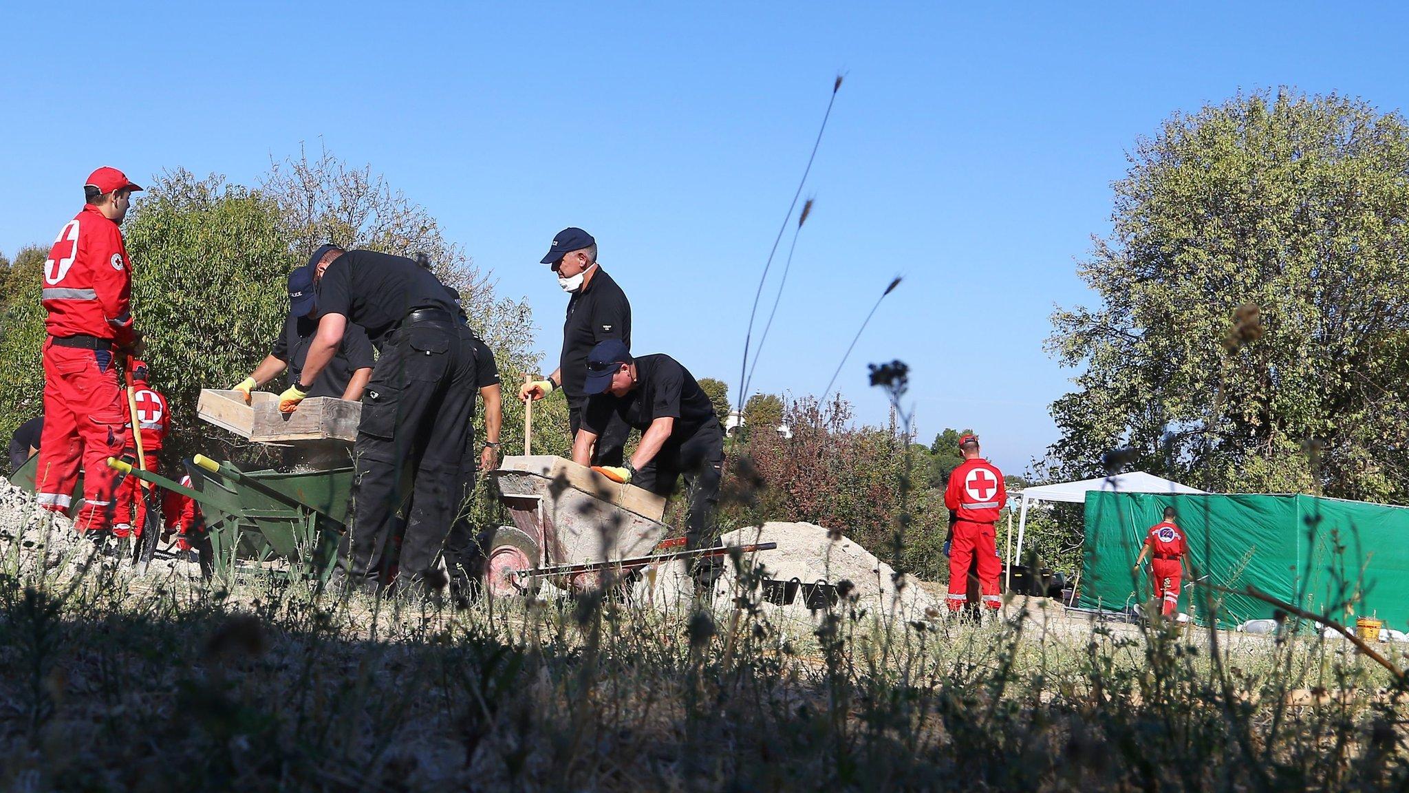 Ben Needham search: Dig resumes after archaeological finds halt