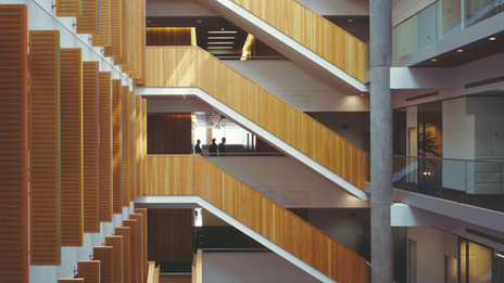 Staircases, Media Centre
