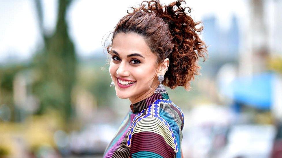 तापसी पन्नू ने बताया कि वो शादी कब करेंगी
