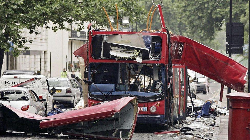 Nhìn lại các vụ tấn công khủng bố tại Anh