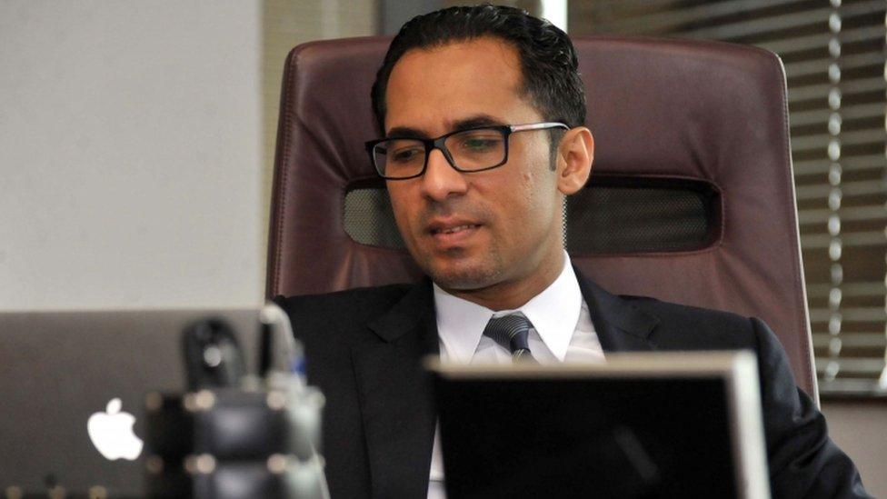 Mohammed Dewji: Kidnapped billionaire 'home safely'   BBC