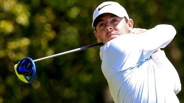 US PGA: Baltusrol course suits my game - McIlroy