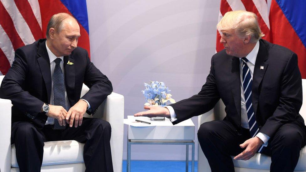 Trump sí cobijó a su hijo en el RusiaGate: Casa Blanca