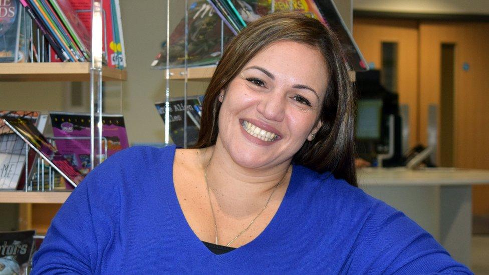 Andria Zafirakou. Foto: Fundación Varkey/PA.