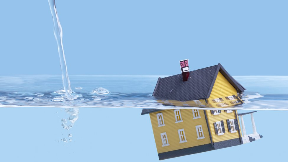 La crisis de las hipotecas, que partió en EE.UU., tuvo efectos globales.
