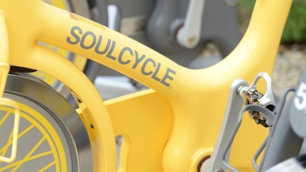 SoulCycle, the indoor cycling fitness chain with a celebrity following in the US, including David Beckham and Lady Gaga, plans to float on the stock market.