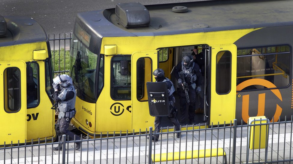 Utrecht shooting: Suspect Tanis admits deadly tram attack