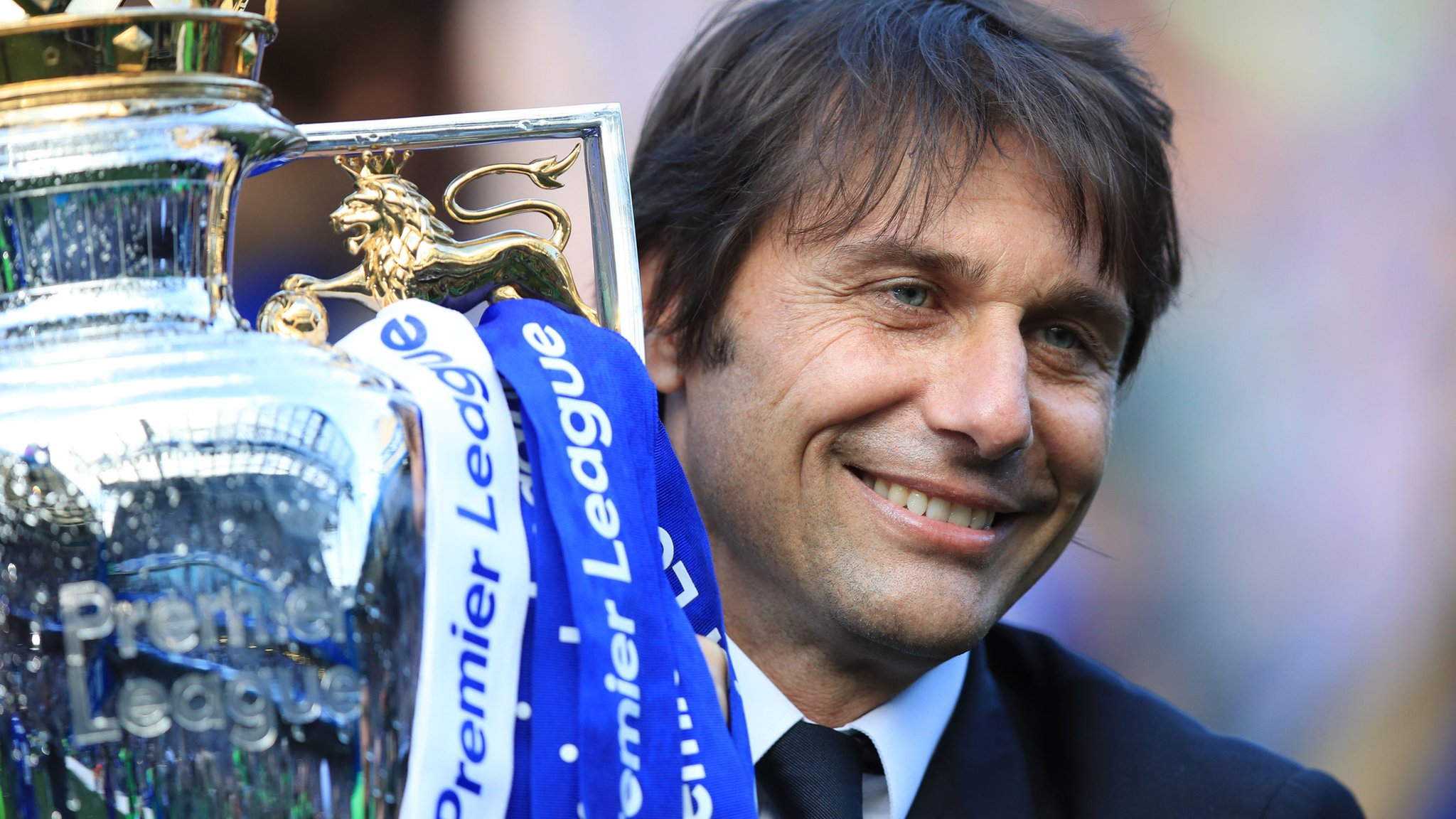 Chelsea's Conte named manager of the year by LMA