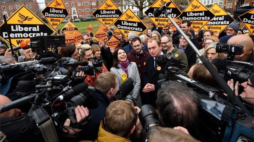 Tom Bateman: Was by-election vote on Brexit?