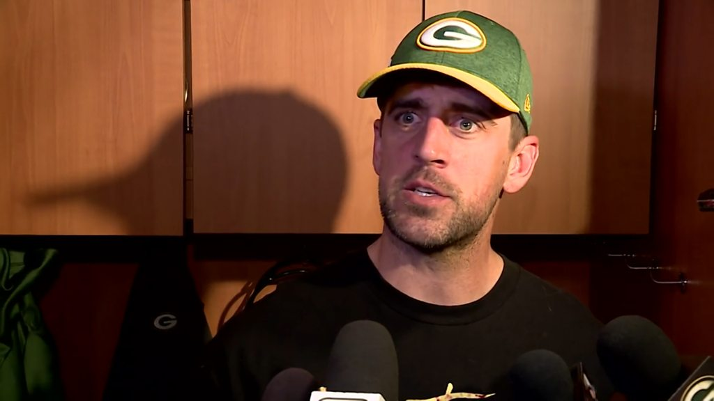 Green Bay Packers quarterback Aaron Rodgers slams Game of Thrones series finale