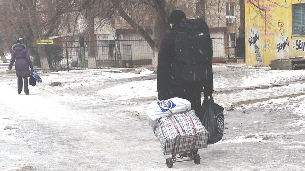 Блог из Луганска: город роз и пустоты