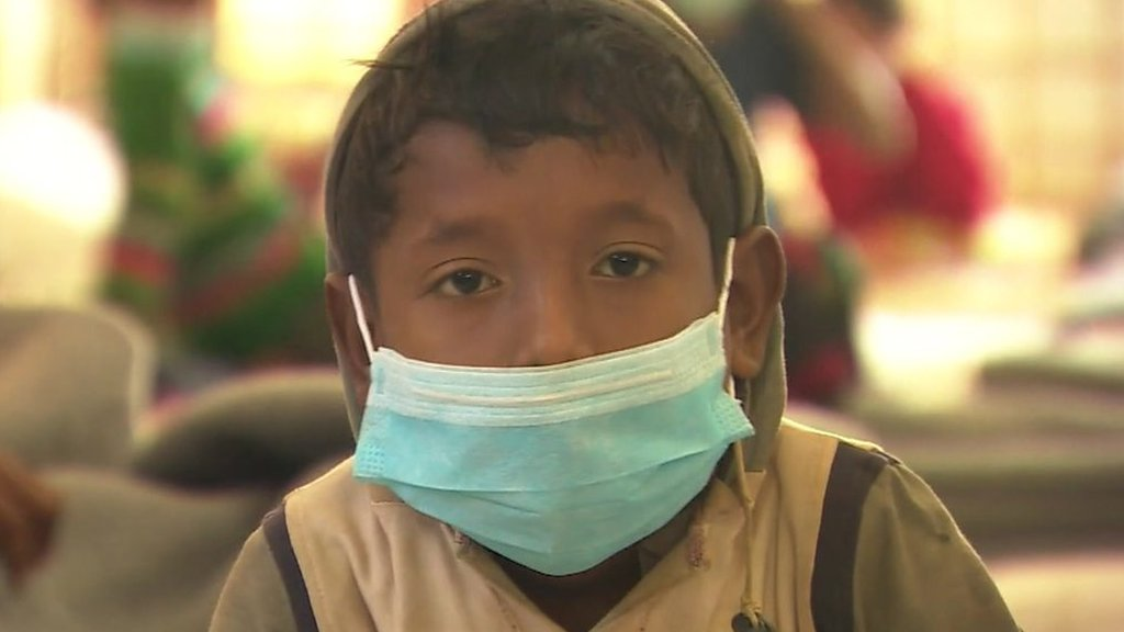 UK sends medics to halt Rohingya diphtheria outbreak