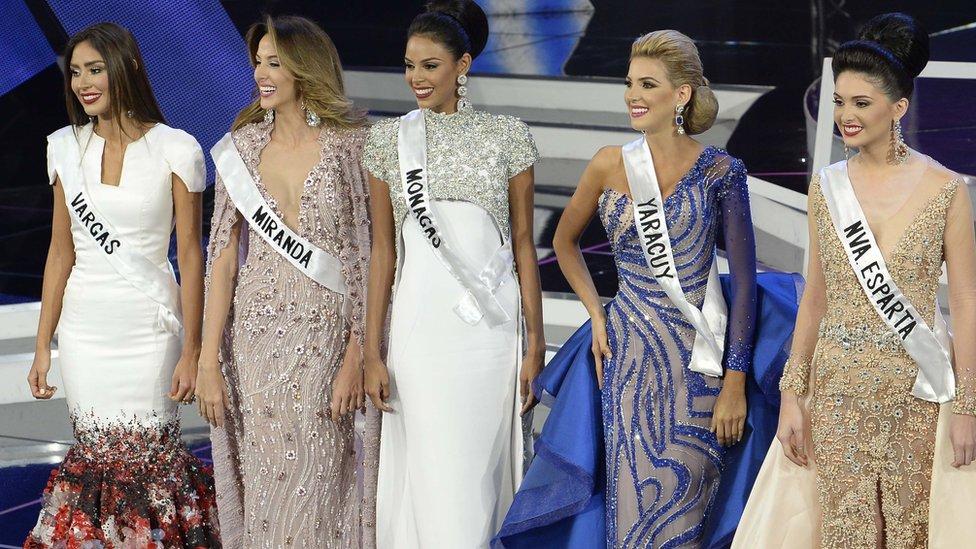 Para muchos venezolanos el Miss Venezuela sigue siendo una cita ineludible en televisión.