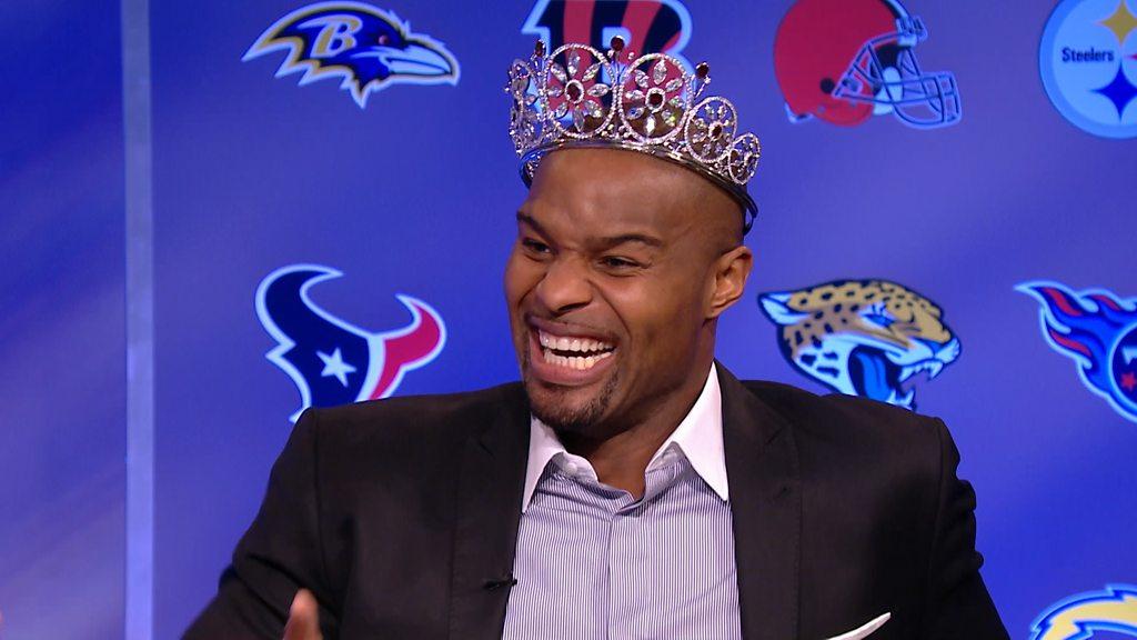 NFL: 'When the King talks, you listen!' - Osi Umen