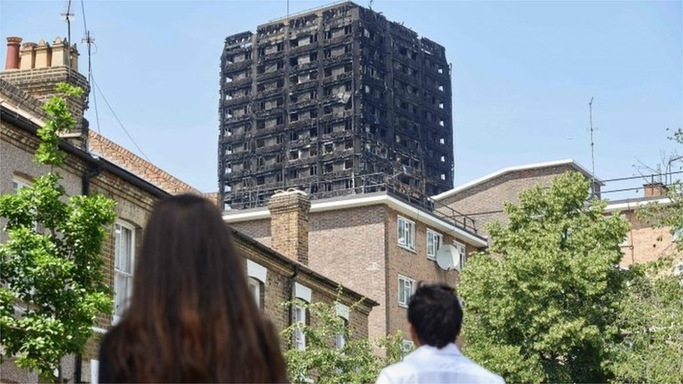 Grenfell Tower: Similar cladding used in around 600 high rises