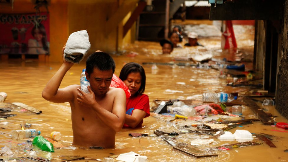 Jakarta: Fastest-sinking city in the world