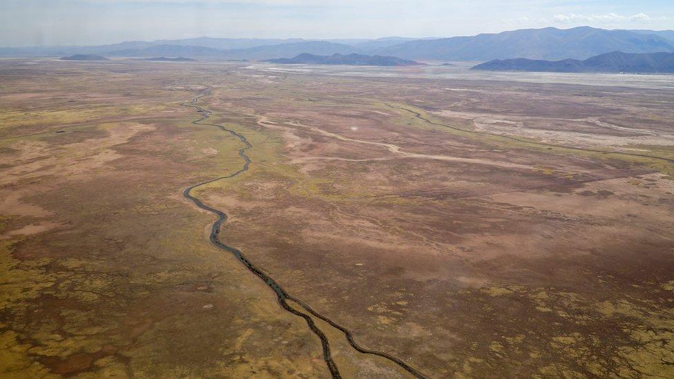 Río Desaguadero