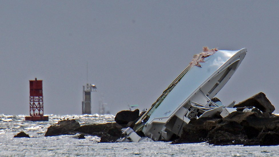 Miami Marlins baseball star Jose Fernandez dies in boat crash