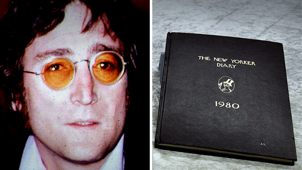 7 days quiz: What does Lennon's diary reveal?
