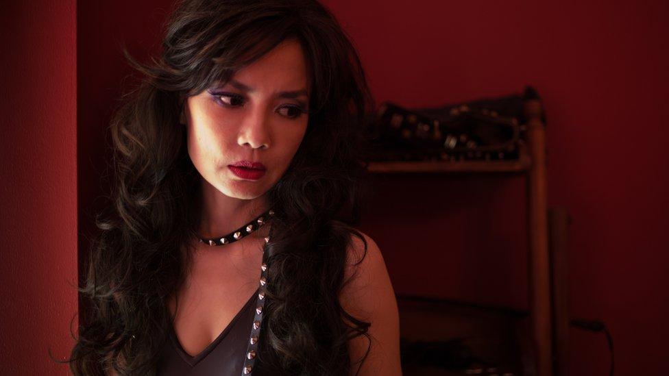 Film exposes London's sex industry underworld