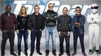 Rory Reid, Sabine Schmitz, Matt LeBlanc, Chris Evans, Chris Harris, Eddie Jordan and The Stig make up the team