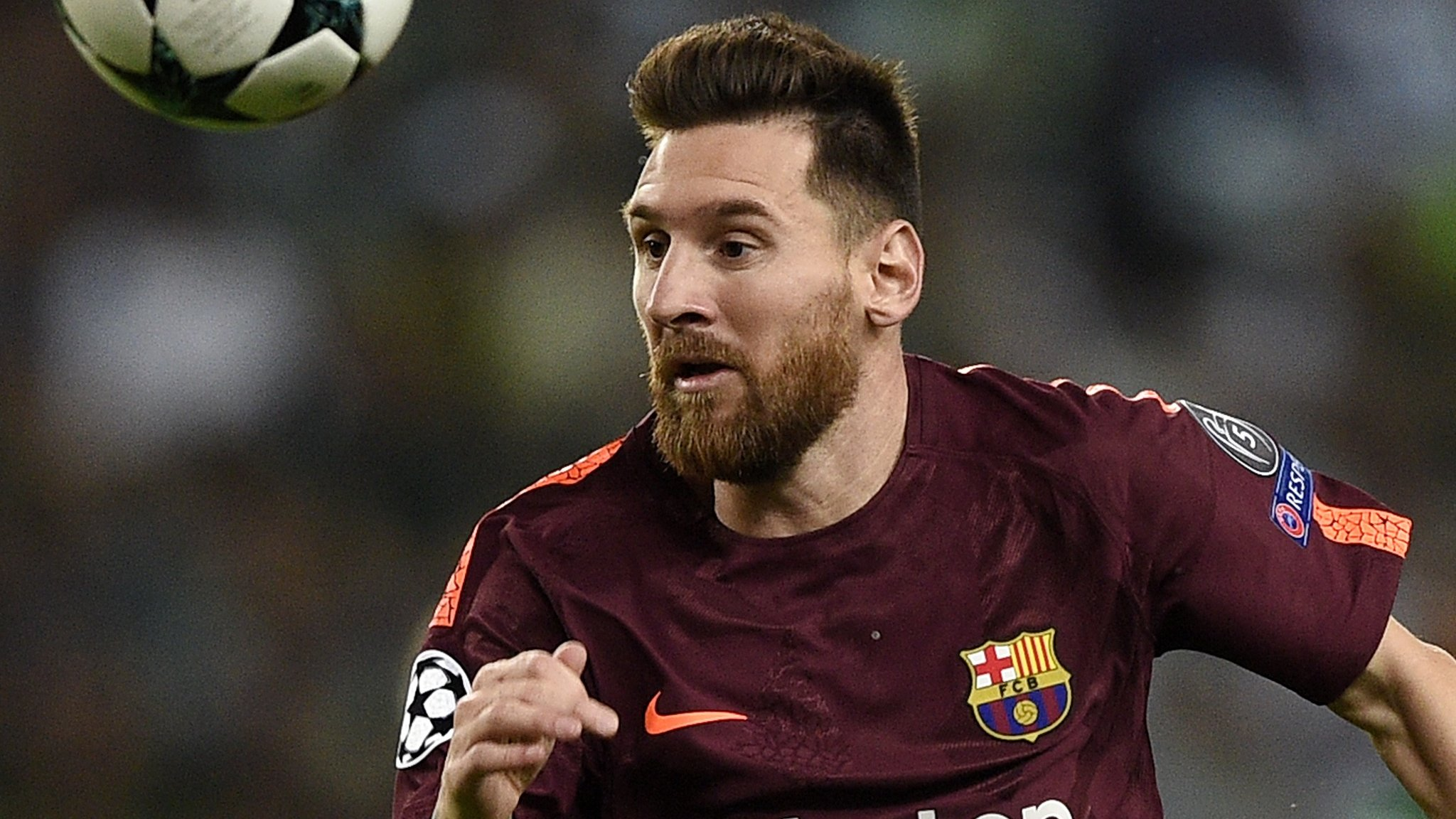 Messi on bench and Barca goalless again - but reach last 16