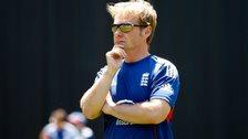 Paul Shaw, England Women's head of performance