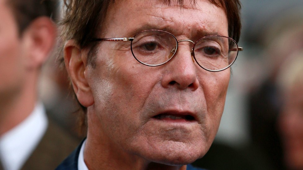 Cliff Richard settles with