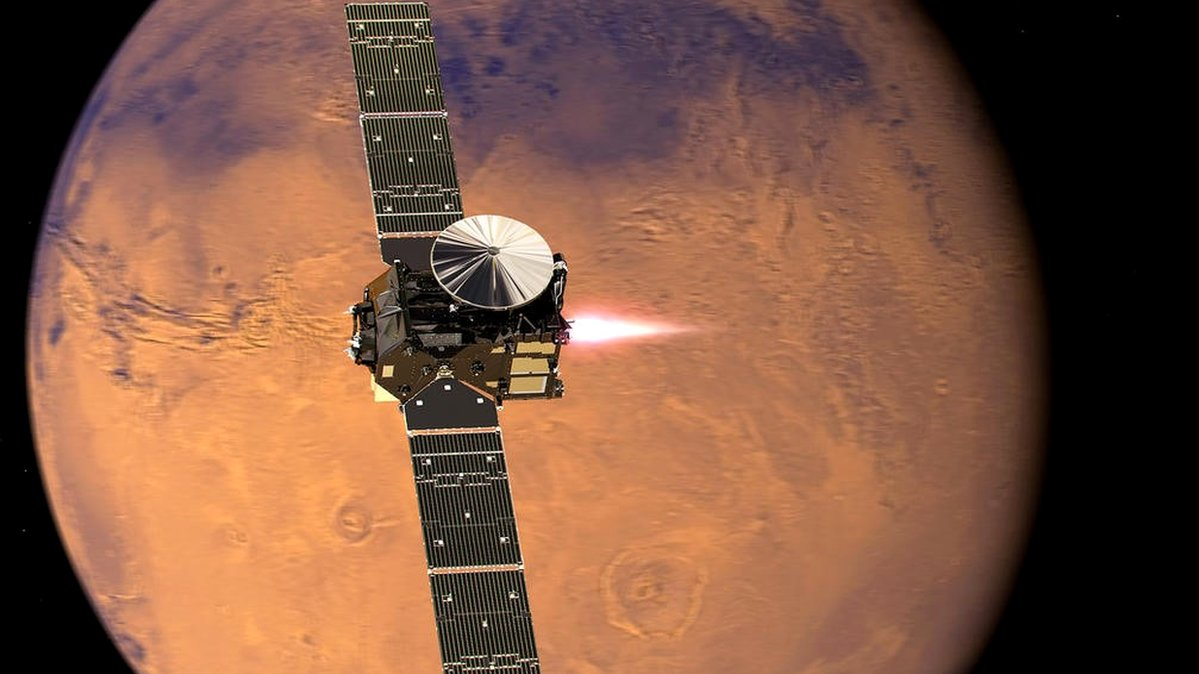 bbc news on mars landing - photo #11