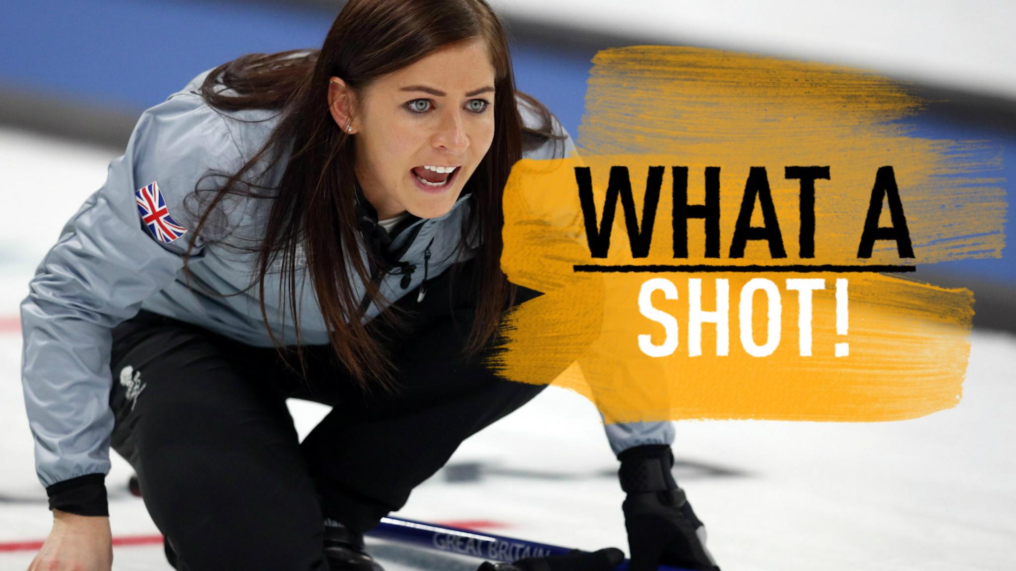 Winter Olympics: GB women beat Canada to reach curling semi-finals