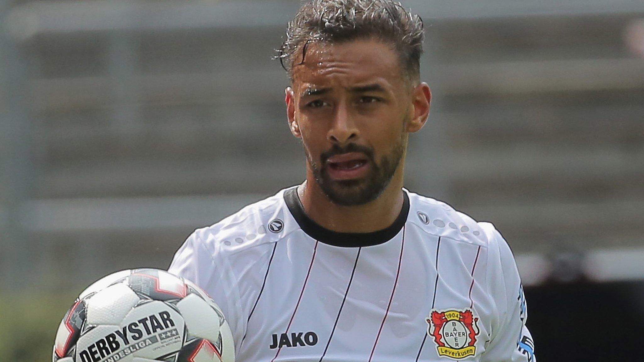 Leverkusen winger leaves hospital after collapsing during match