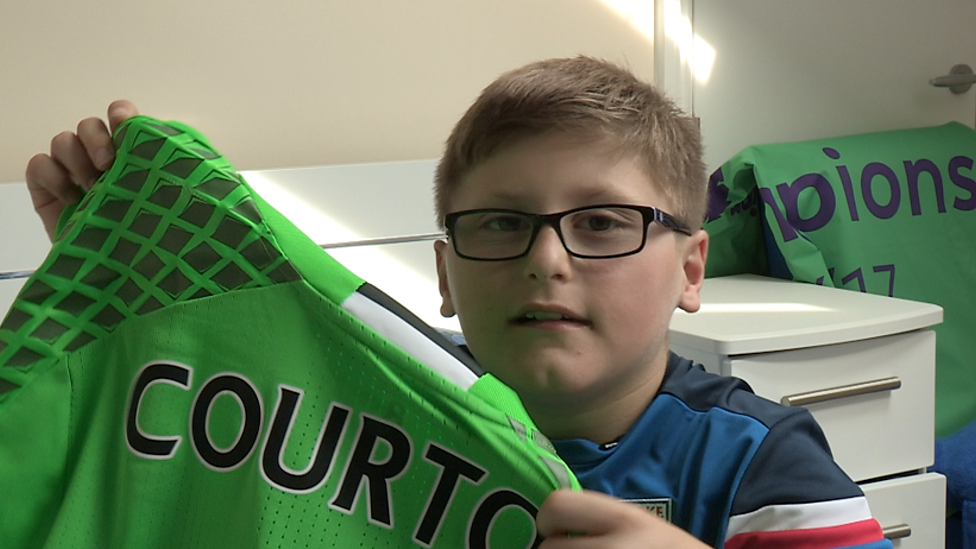 Cerebral palsy football: My disabled son deserves to play
