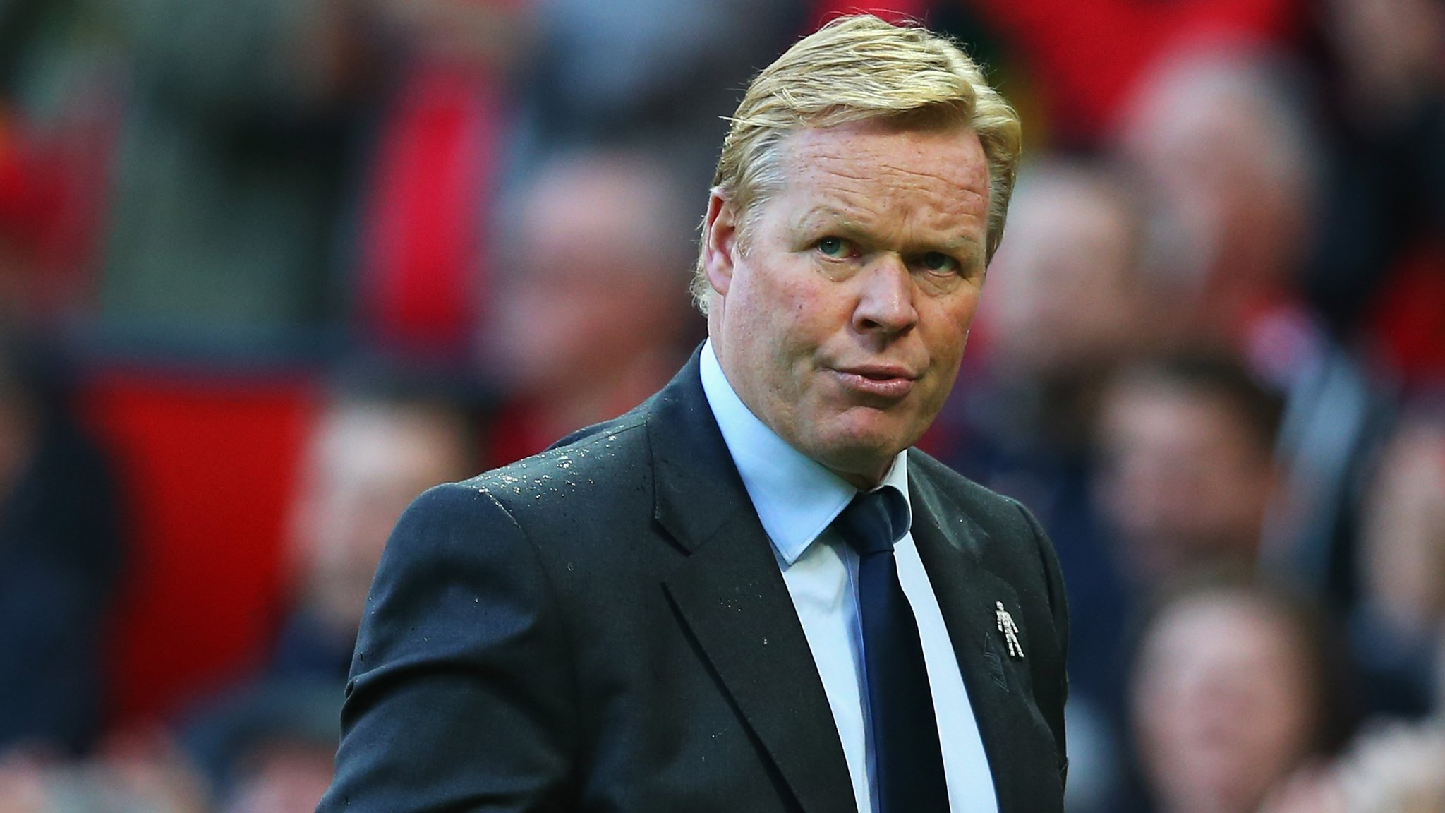 Manchester United 4-0 Everton: Ronald Koeman perplexed by big defeat