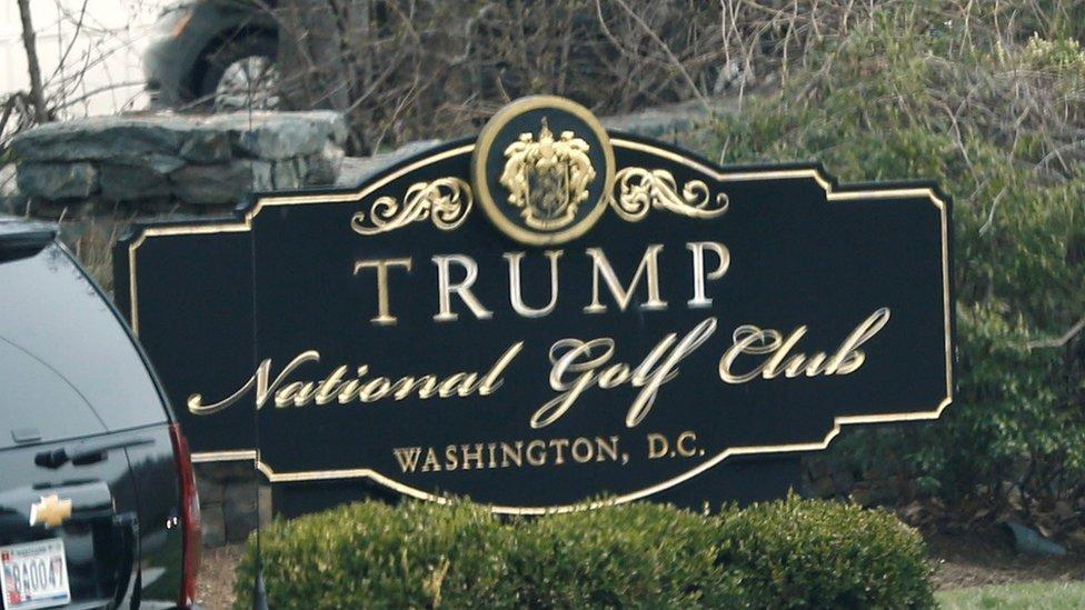 Campo de Golf Trump National
