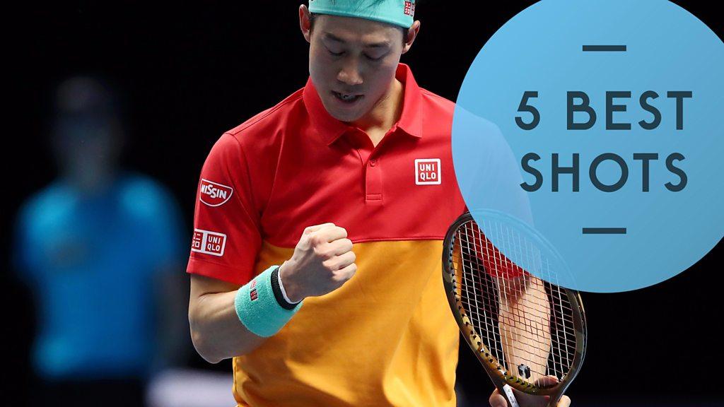 ATP Finals: Roger Federer beaten by Kei Nishikori in opening group match