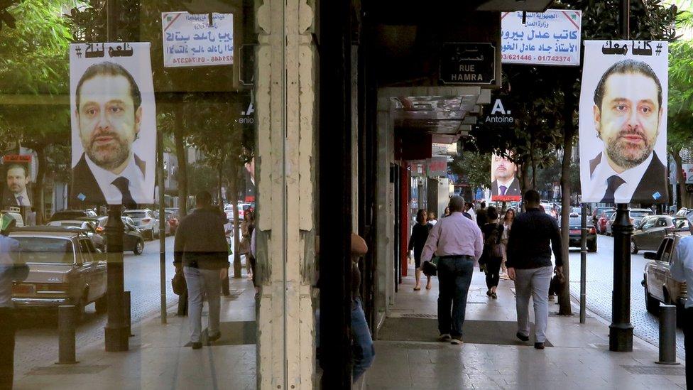 الحريري يرفض الكشف عن موعد ذهابه إلى فرنسا