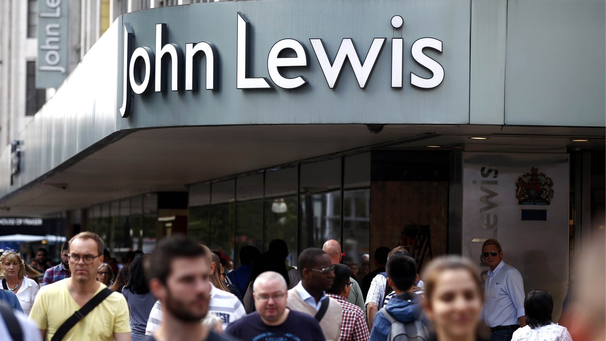 John Lewis cuts hundreds of jobs amid online shift