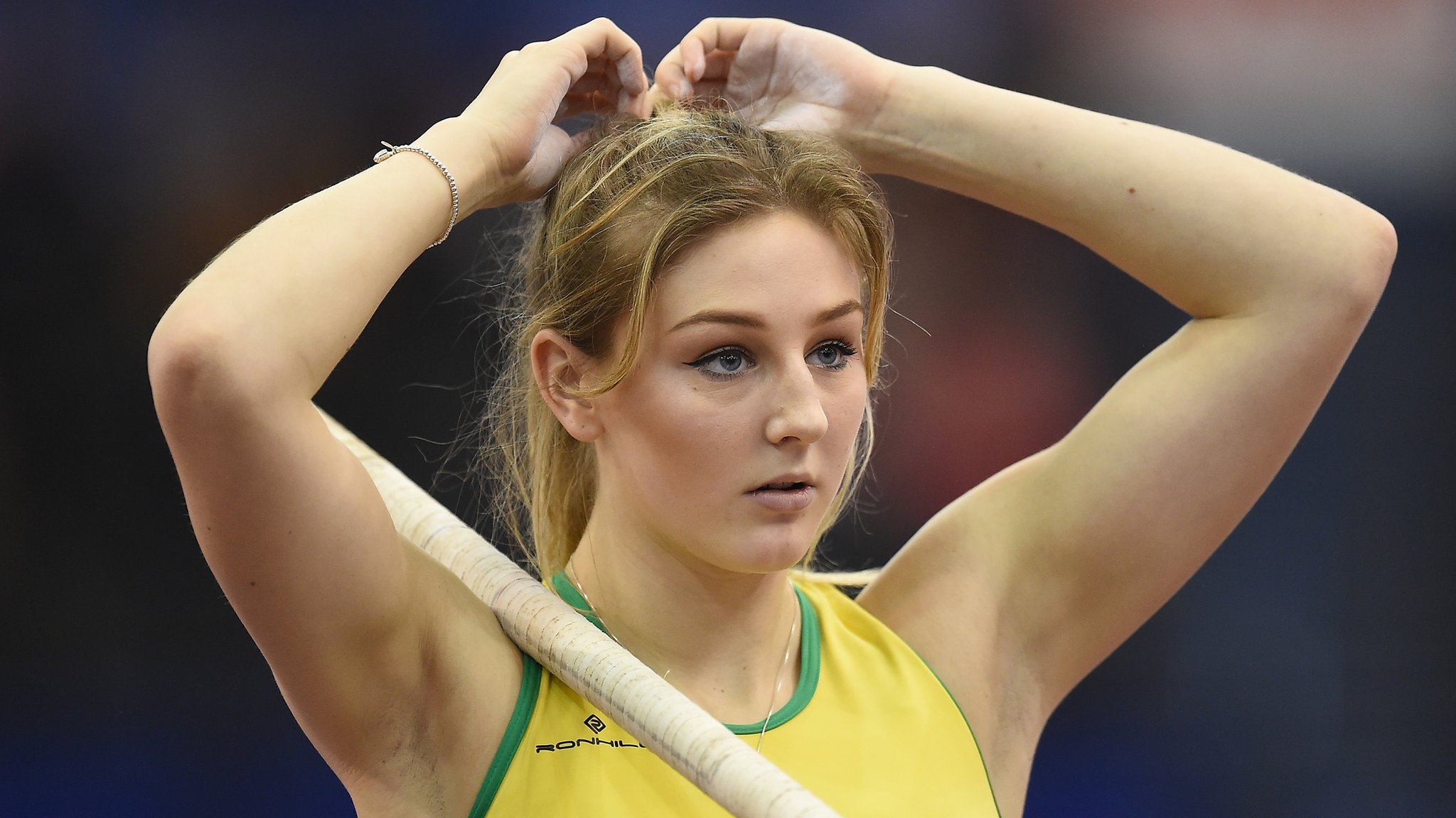 Molly Caudery: British Indoor title sets up Gold Coast 2018 bid
