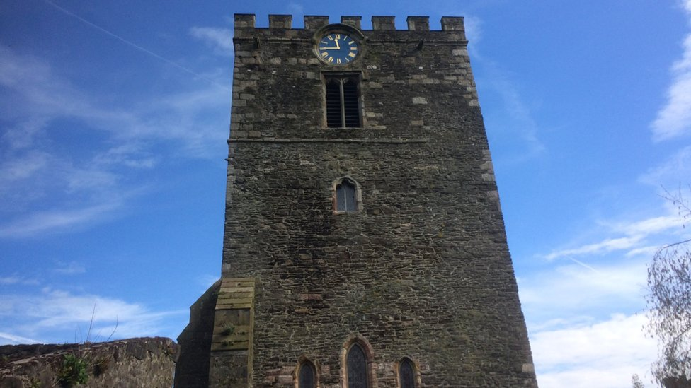 Truth or Not? Conwy's St Mary's Church clock keeps vicar awake at night