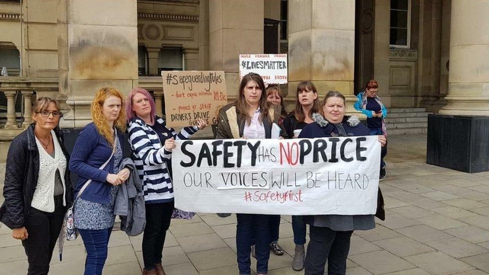 Removing school bus chaperones in Birmingham 'dangerous'
