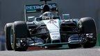 Mercedes assuming Ferrari wins