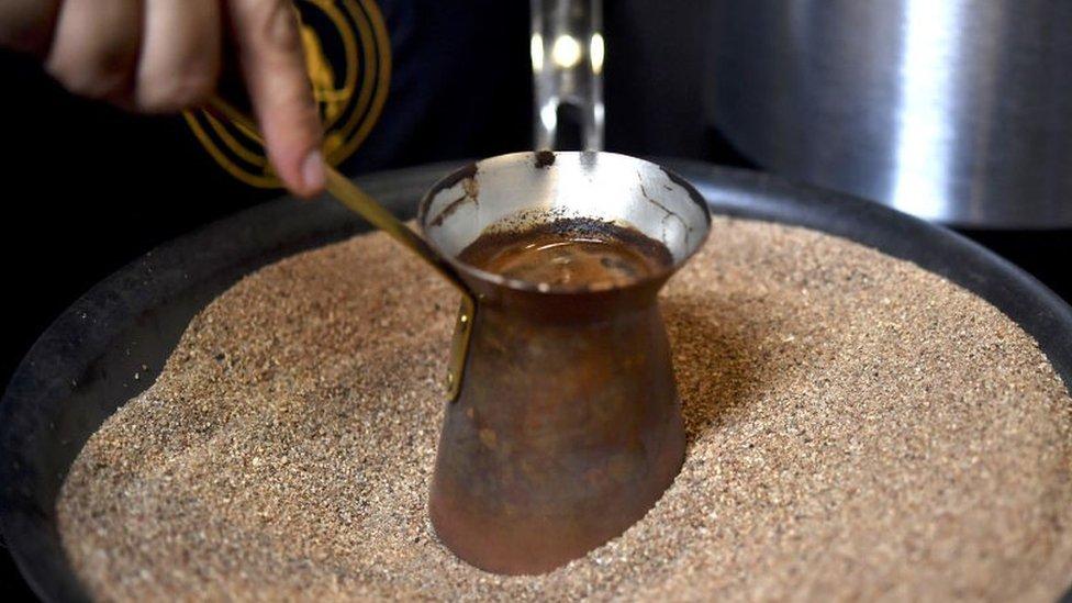 Турецька кава - теж у списку ЮНЕСКО