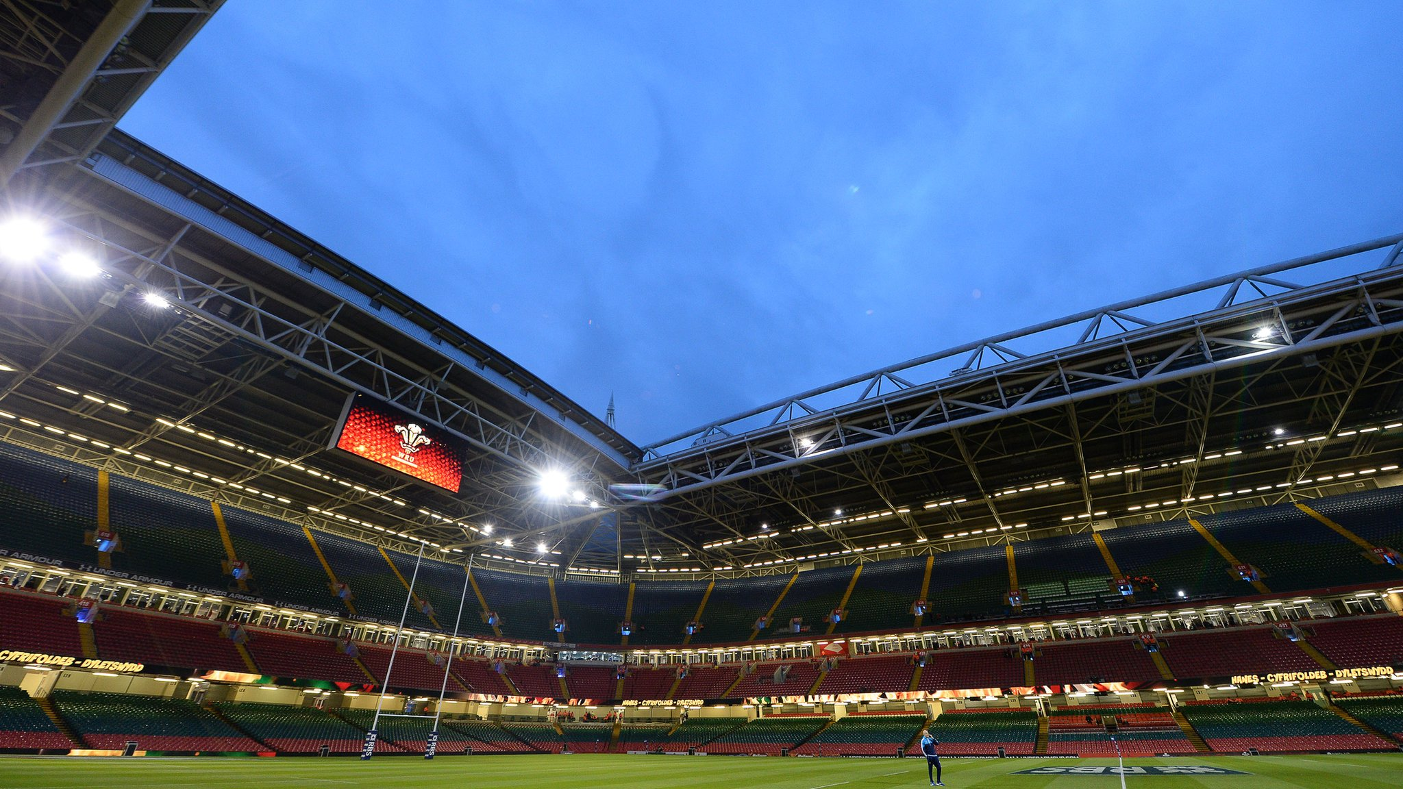 Truth or Not? Six Nations 2019: Roof open for Wales against Ireland