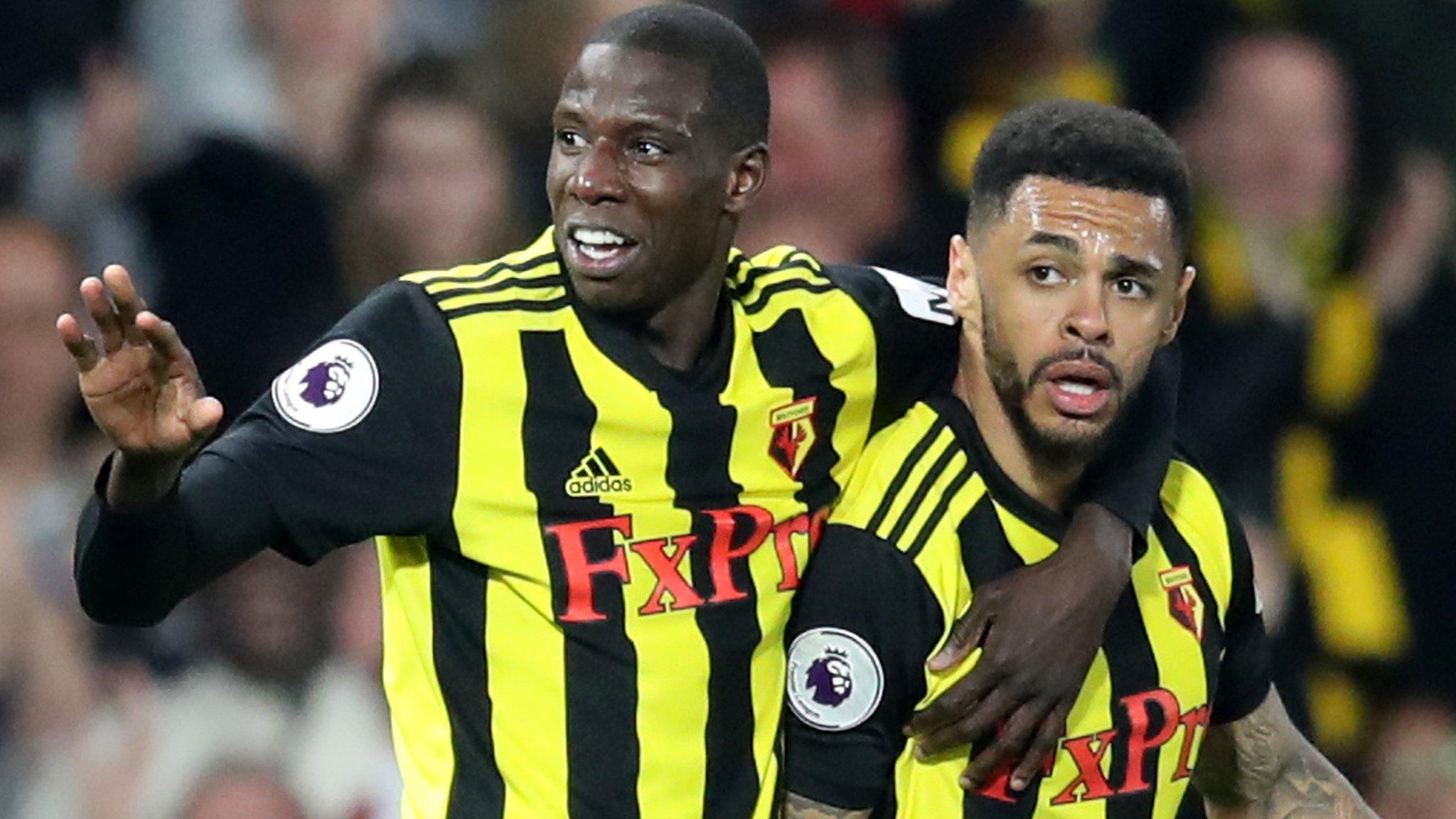 Watford 1-1 Southampton: Late Gray goal earns Watford point