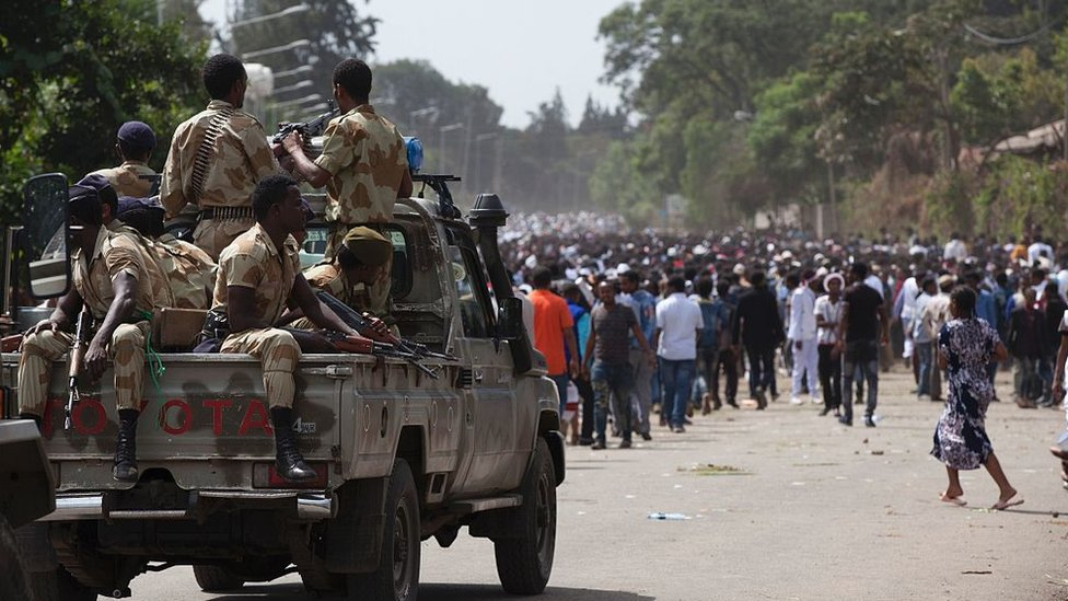Washington condamne les meurtres en Éthiopie