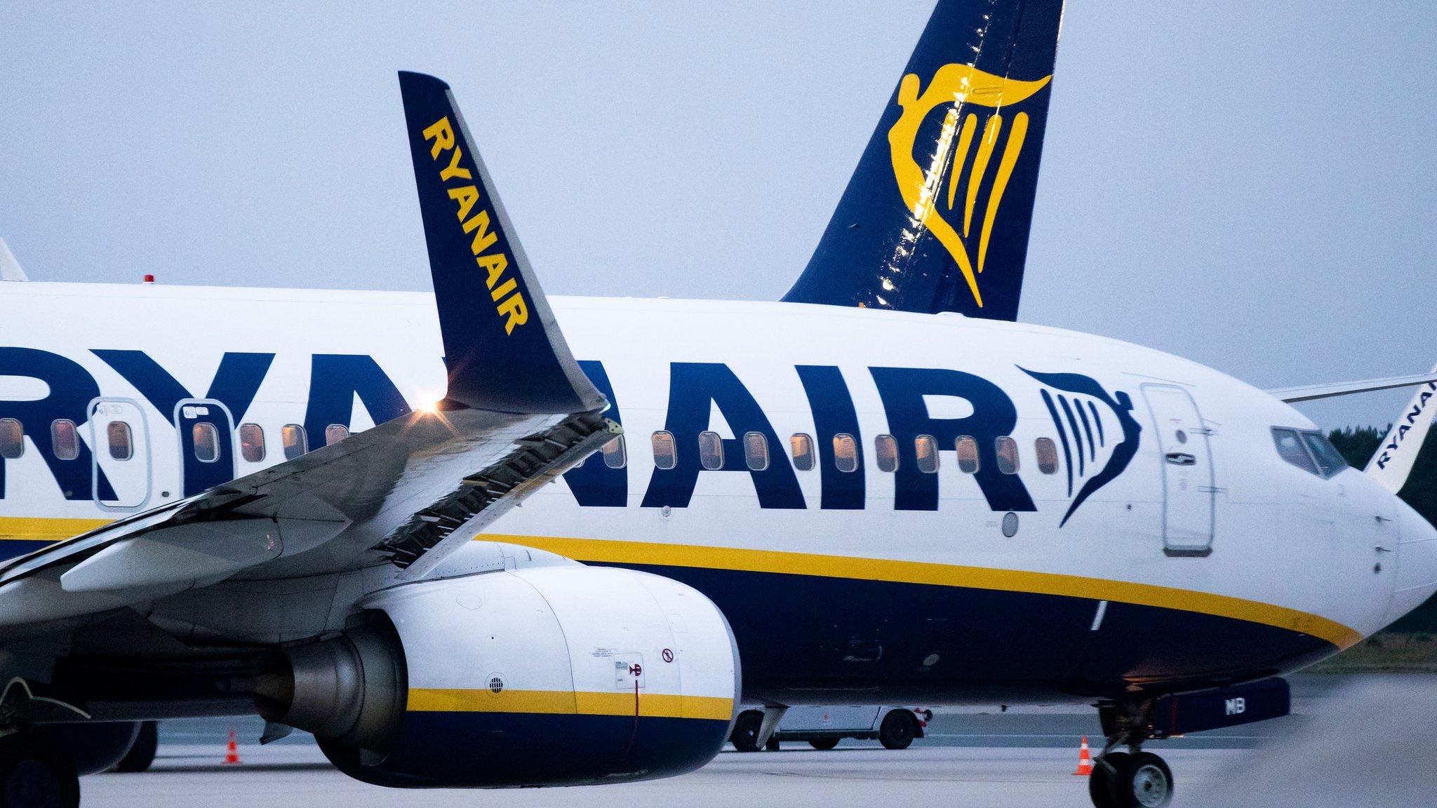 Ryanair warns on profits as strikes hit income