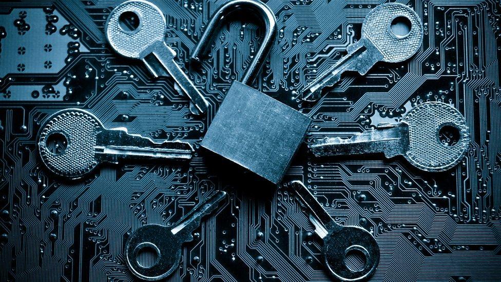 Concepto de seguridad informática