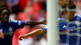 Ji scores for Chelsea